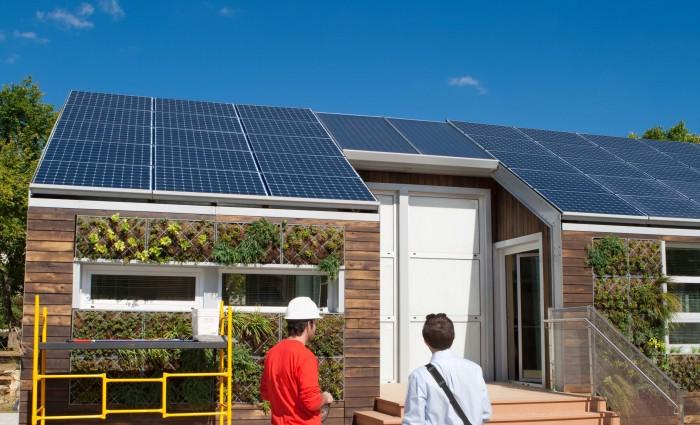 Mercado de las casas de consumo energético casi nulo