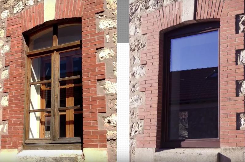 Cambio de ventanas passivhaus