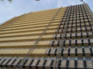 rehabilitación térmica del edificio