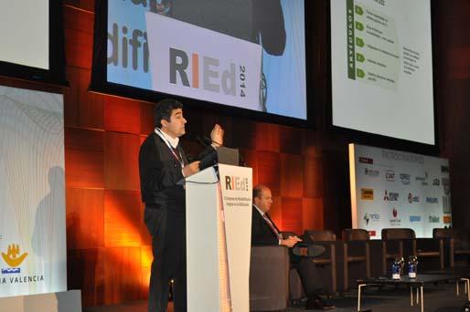 Congreso Ried 2014 Albert Cuchi Concluye con éxito el II Congreso de Rehabilitación Integral en la Edificación