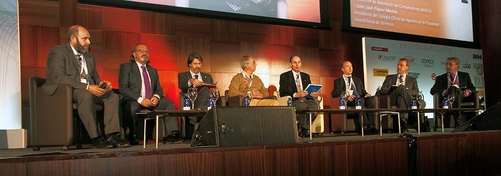 Congreso Ried 2014 Concluye con éxito el II Congreso de Rehabilitación Integral en la Edificación