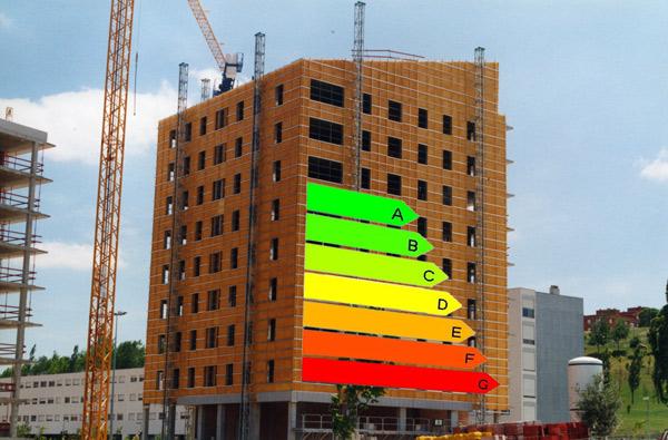 Control certificacion energetica edificios by IPUR Everest, nuevo Proyecto piloto para rehabilitar viviendas en Madrid