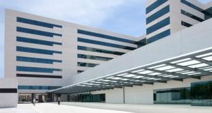 El hospital la fe de valencia apuesta por el aislamiento termico con poliuretano proyectado