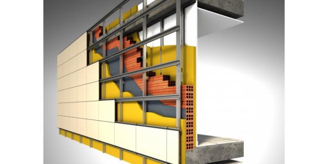 ¿Se puede proyectar poliuretano en fachadas ventiladas?