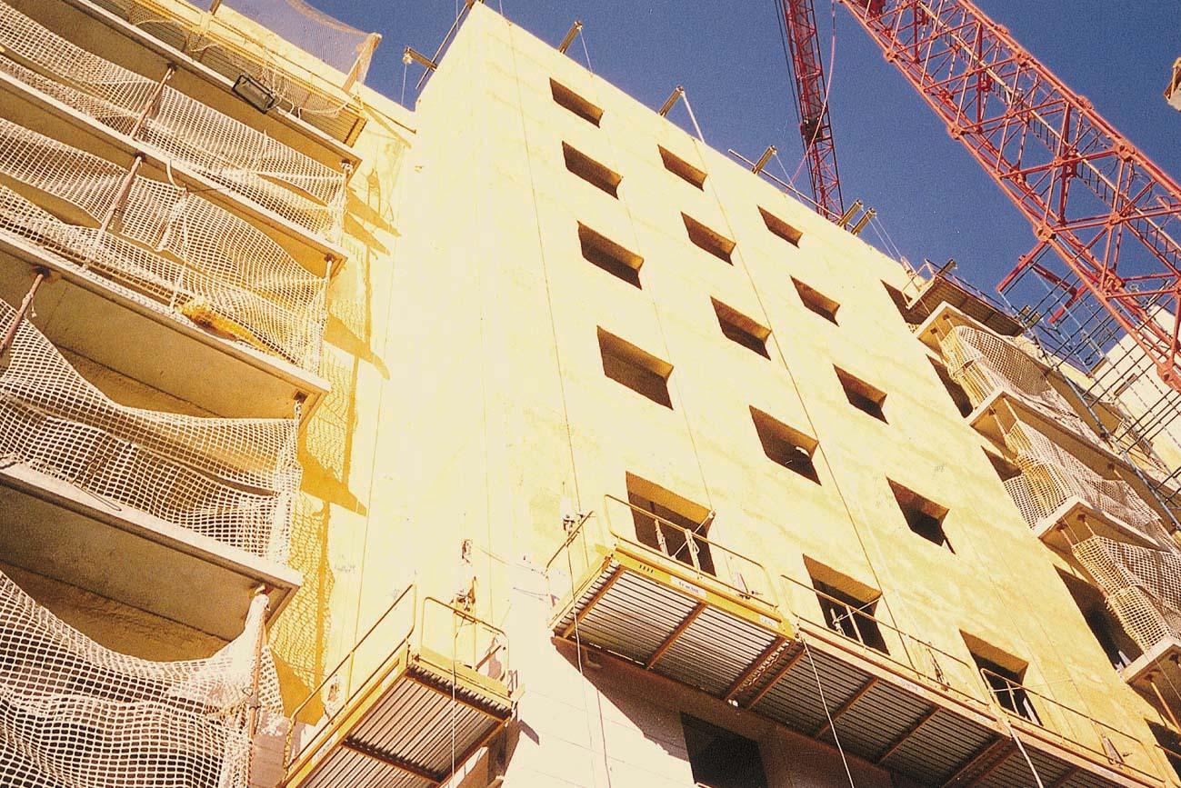 FOTO 171 Novedades normativas en seguridad contra incendios para fachadas ventiladas