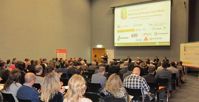 IPUR iv ws eecn Más de 120 propuestas de comunicaciones al II Congreso de Edificios de Energía Casi Nula