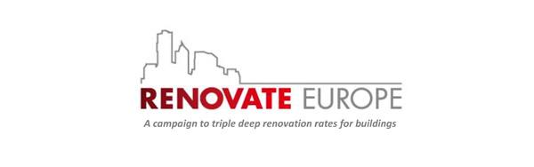 IPUR se suma a la iniciativa Renovate Europe Los estudios de RENOVATE EUROPE confirman que la rehabilitación de edificios debe ser prioritaria