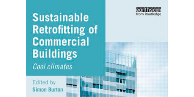 Renovate Europe apadrina el lanzamiento del libro 'Reequipamiento Sostenible de Edificios Comerciales: climas frescos'