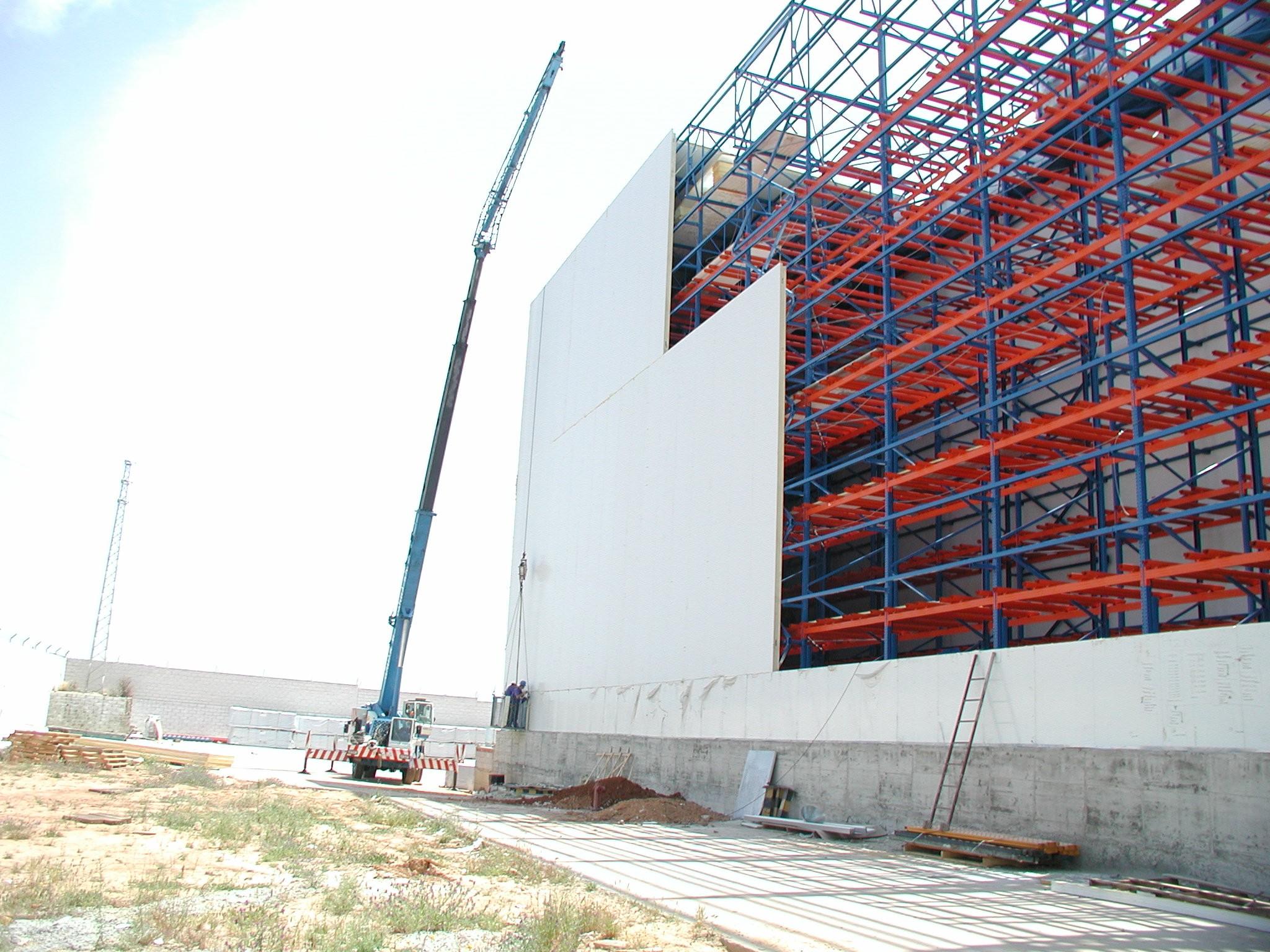 La importancia de la instalación y el montaje del panel sándwich de poliuretano