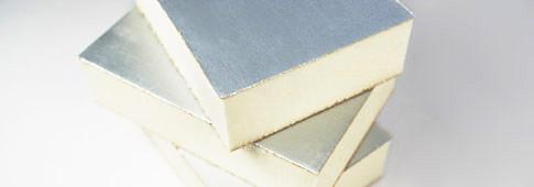 Plancha de poliuretano aislante termico by IPUR