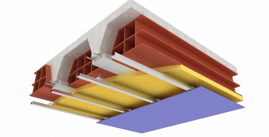 Poliuretano proyectado techo