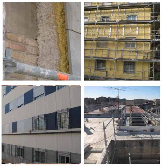 Rehabilitacione energetica con poliuretano construccion sostenible El nuevo CTE DB HE 2013 exige ahorro de energía a todos los edificios, no sólo a los nuevos