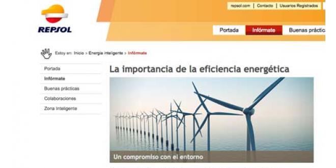 Repsol recomienda el aislamiento térmico con Poliuretano para ahorrar energía