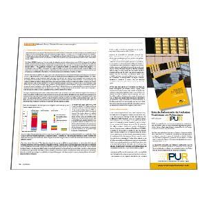 Revista Promateriales IPUR Aislamiento térmico, el desafío del mínimo consumo energético