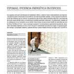 La revista Ecoconstrucción destaca el Poliuretano como aislante térmico eficiente