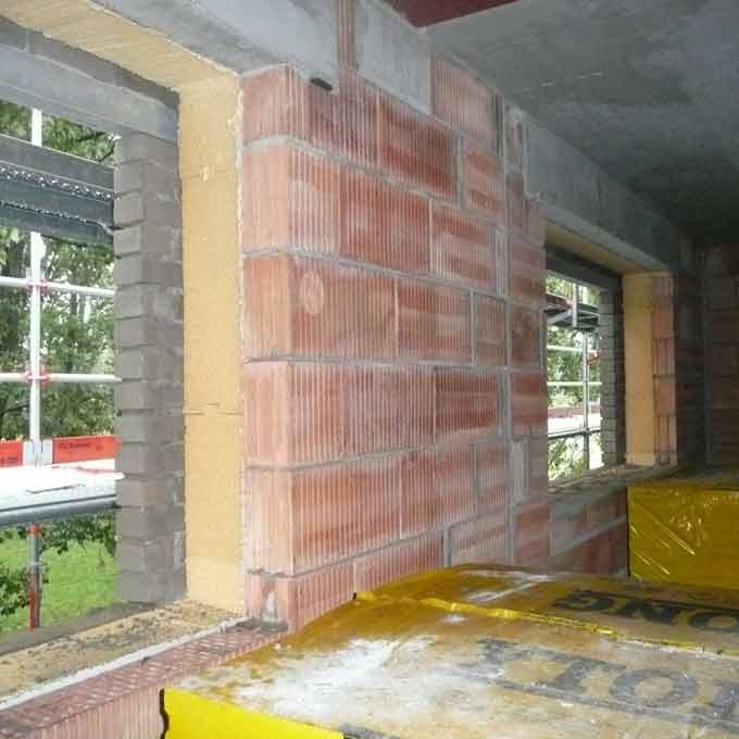 Casa en constructor aislamiento termico de paredes - Aislamiento termico para casas ...