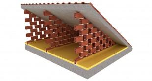 aislamiento poliuretano cubierta tabiques palomeros