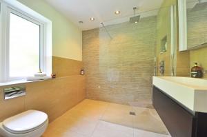 el poliuretano en el baño