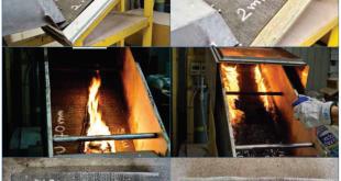 comparativa lana mineral poliuretano fuego