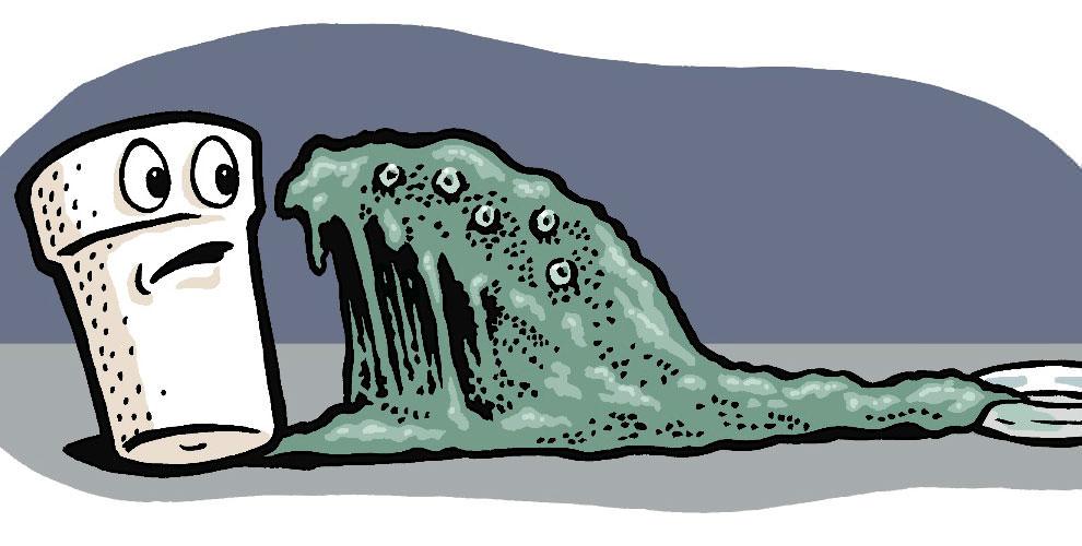 hongos que comen poliuretano