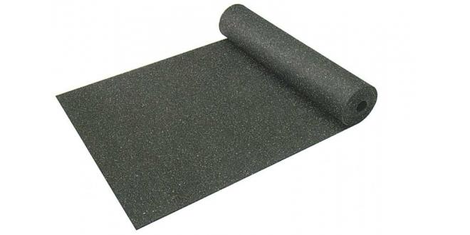 Manta de goma y poliuretano para proteger la impermeabilización en cubiertas