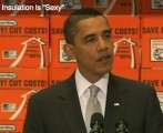 Obama: el aislamiento es sexy!