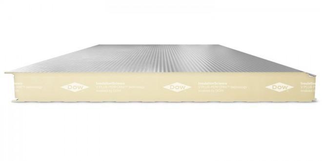 Los paneles sándwich de poliuretano aislan un 50% mejor que la lana de vidrio