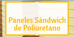 paneles sandwich poliuretano