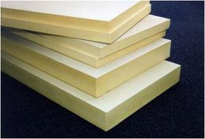 Aislar una pared por el interior con planchas de poliuretano
