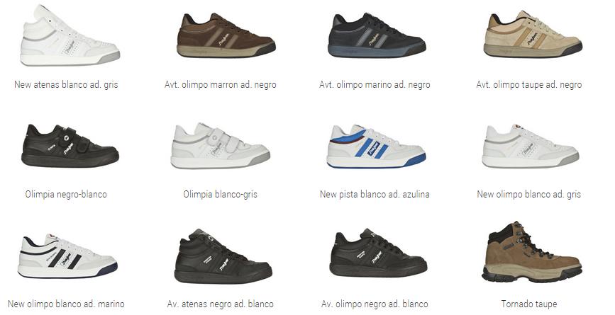poliuretano-calzado