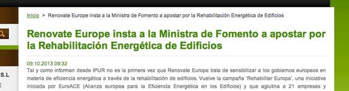 renovate-europe-&-ipur-difusion-en-medios
