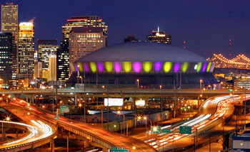 superdome New Orleans