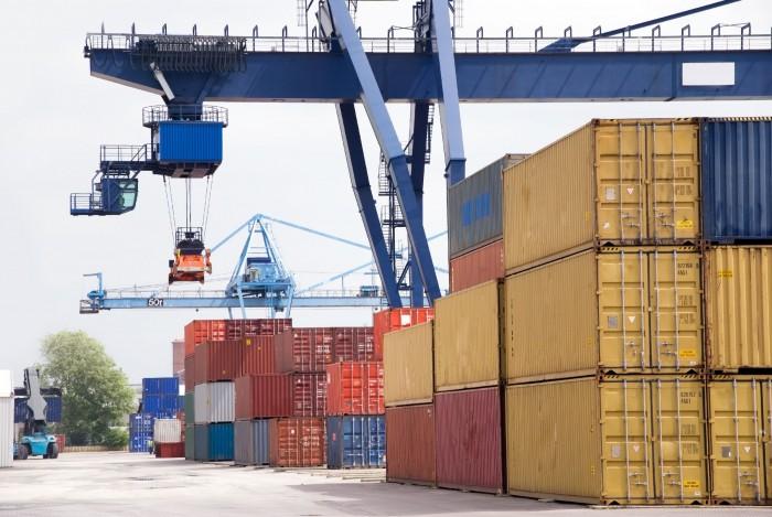 exportación de materiales