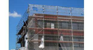 Renovación de edificios en España