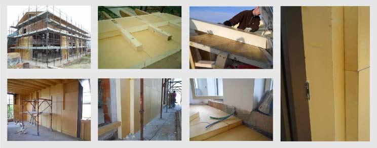 Aislamiento-termico-con-poliuretano-en-la-construccion-sostenible-de-una-casa-pasiva-de-labranaza