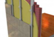fachada ventilada aislamiento