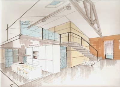 Caso de éxito: construcción sostenible de un loft gracias al aislamiento térmico con planchas de Poliuretano