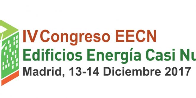 Los próximos 13 y 14 de diciembre se celebra el Congreso de Edificios de Energía Casi Nula