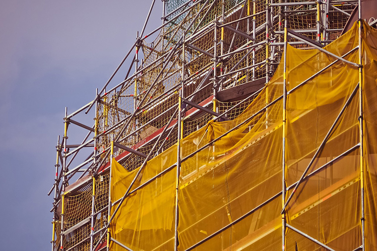 Construcción sostenible con poliuretano