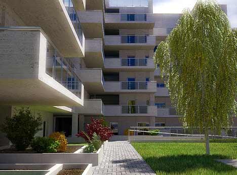 Cooperativa-arroyo-bodonal-zonas-comunes-pasillos_aislamiento-con-poliuretano-fachada-ventilada