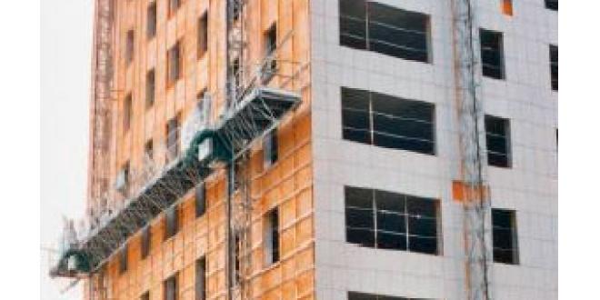 Poliuretano proyectado en fachadas ventiladas y seguridad frente al fuego