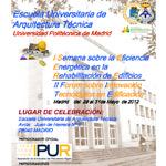 La Industria del Poliuretano Rígido, Patrocinador Oficial de la Semana de la Eficiencia Energética y del II Forum de Innovación Tecnológica en Edificación  Copia