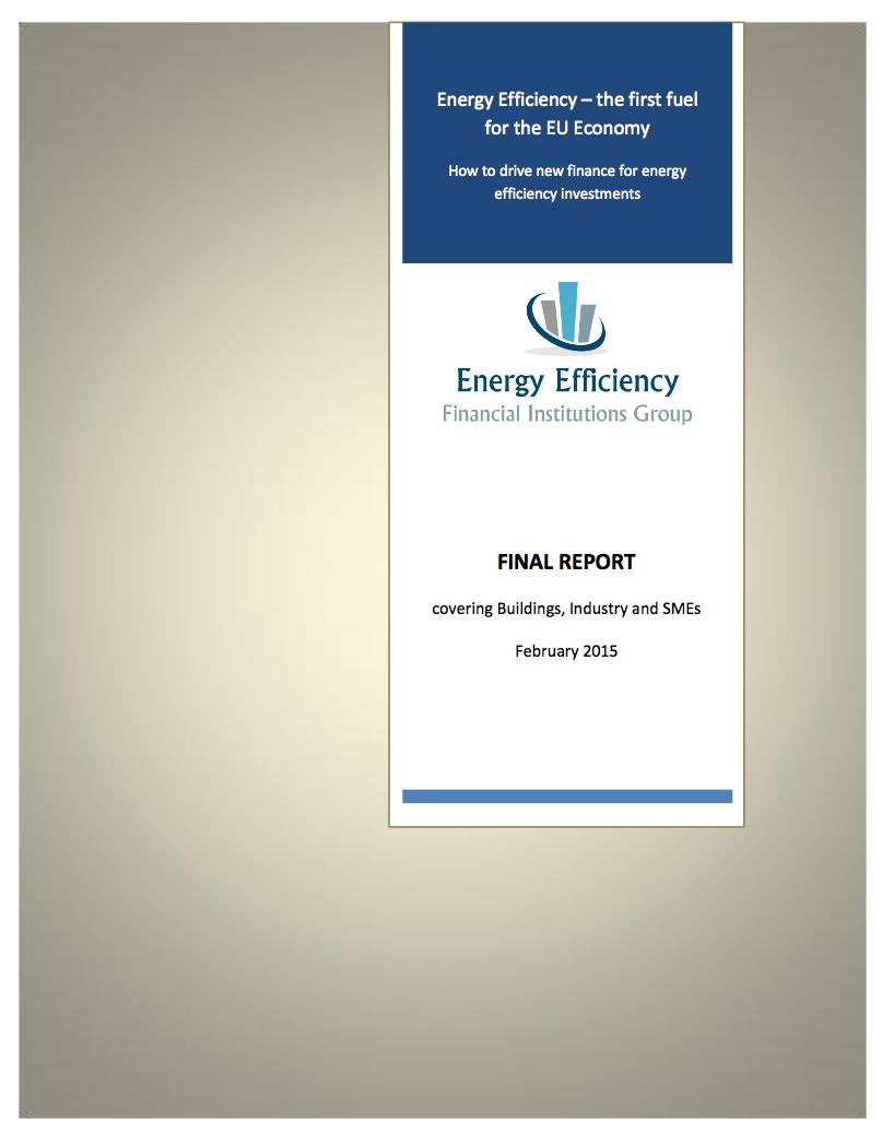 Informe Eficiencia Energetica