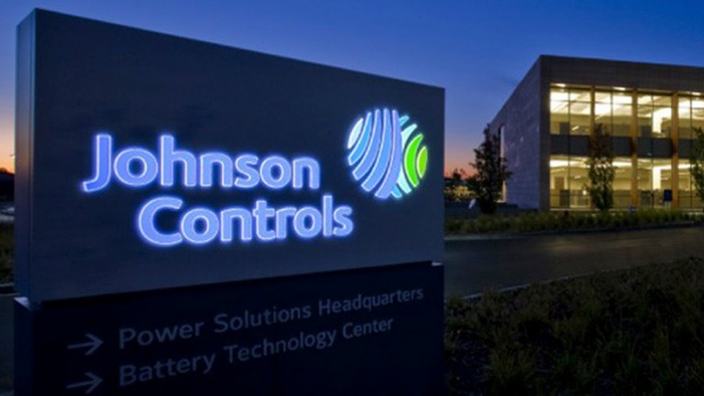 Johnson Controls poliuretano vehiculos