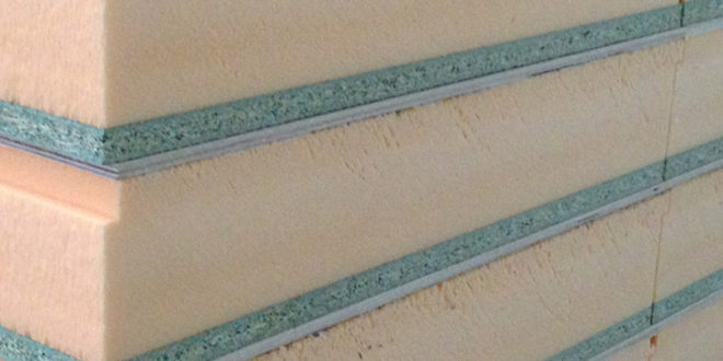 La absorción acústica de los paneles sándwich de poliuretano