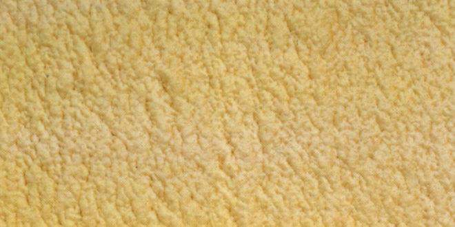 La conductividad térmica de la espuma de poliuretano