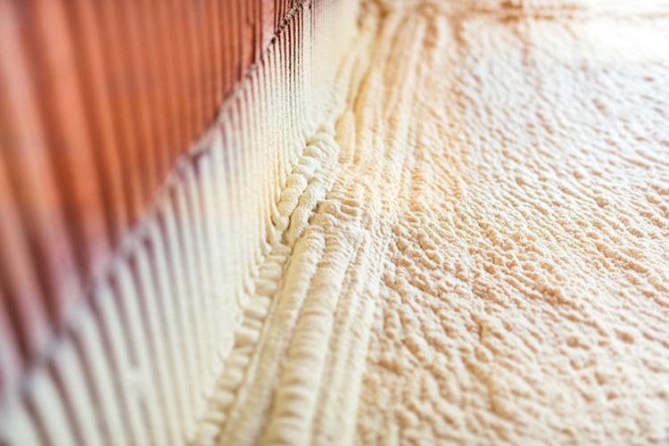 La impermeabilidad de la espuma de poliuretano