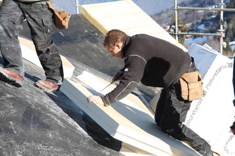 Las ventajas del aislamiento térmico con planchas de poliuretano