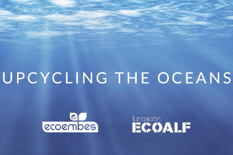 Poliuretano a partir de material reciclado Upcycling the Oceans