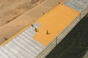 Rehabilitación de cubiertas ¿podemos usar poliuretano sobre tejados